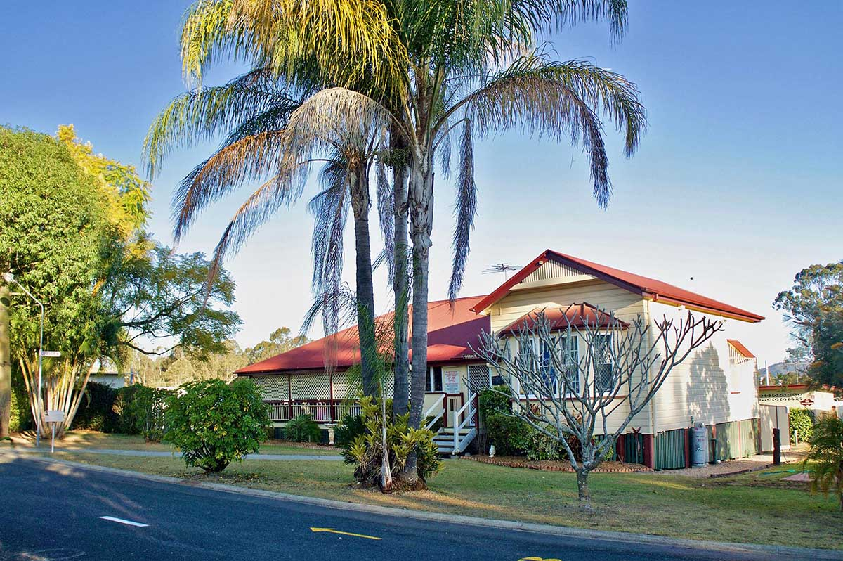 Beaudesert Caravan Park Office
